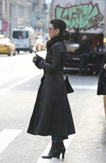 Julianna Margulies Out In Soho, New York