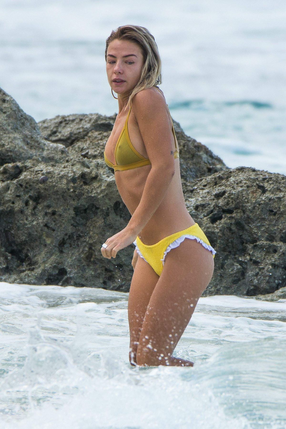 Lottie Moss In A one piece In Bridgetown, Barbados   lottie-moss-in-a-one-piece-in-bridgetown-barbados_17
