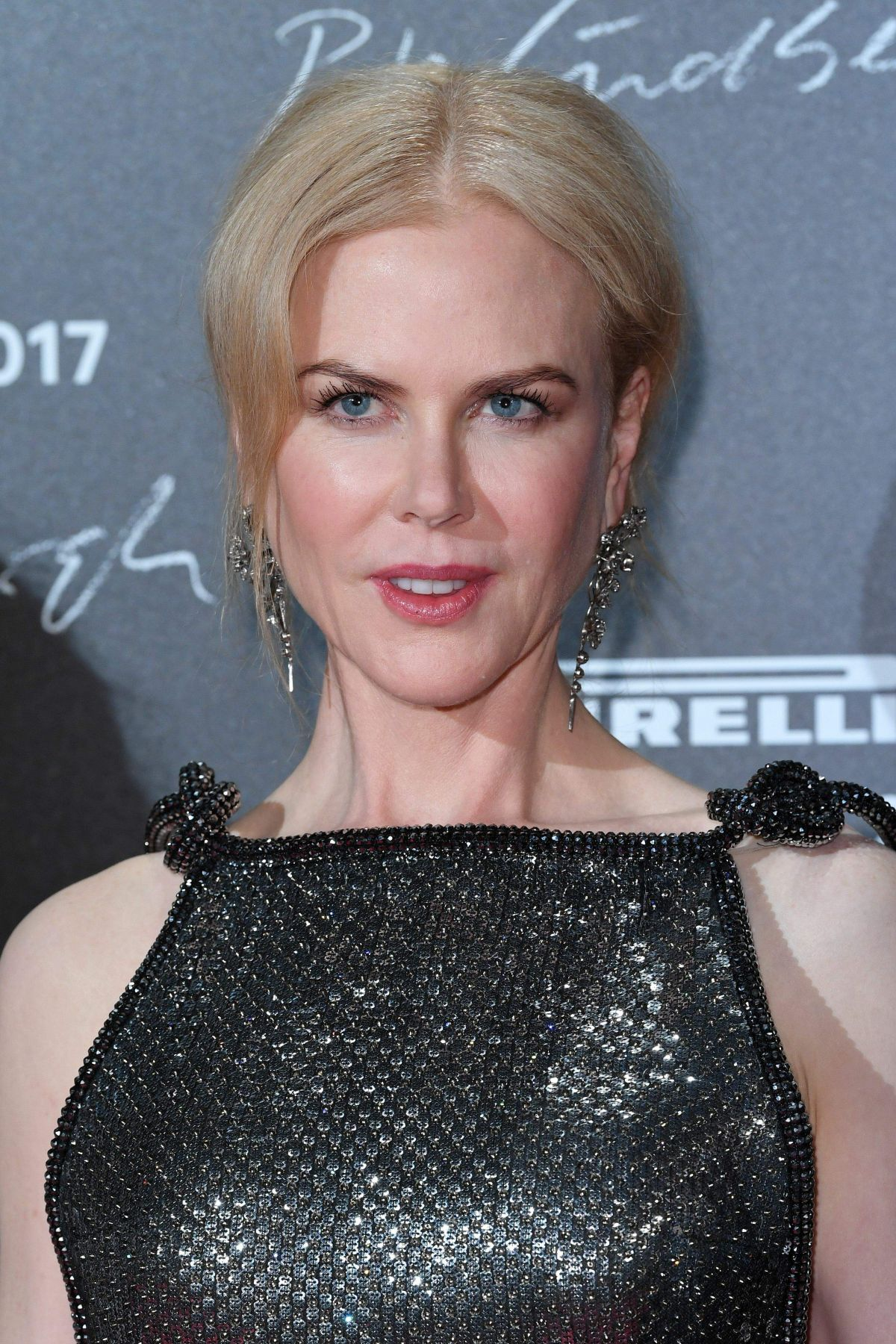 Nicole Kidman At Pirel...