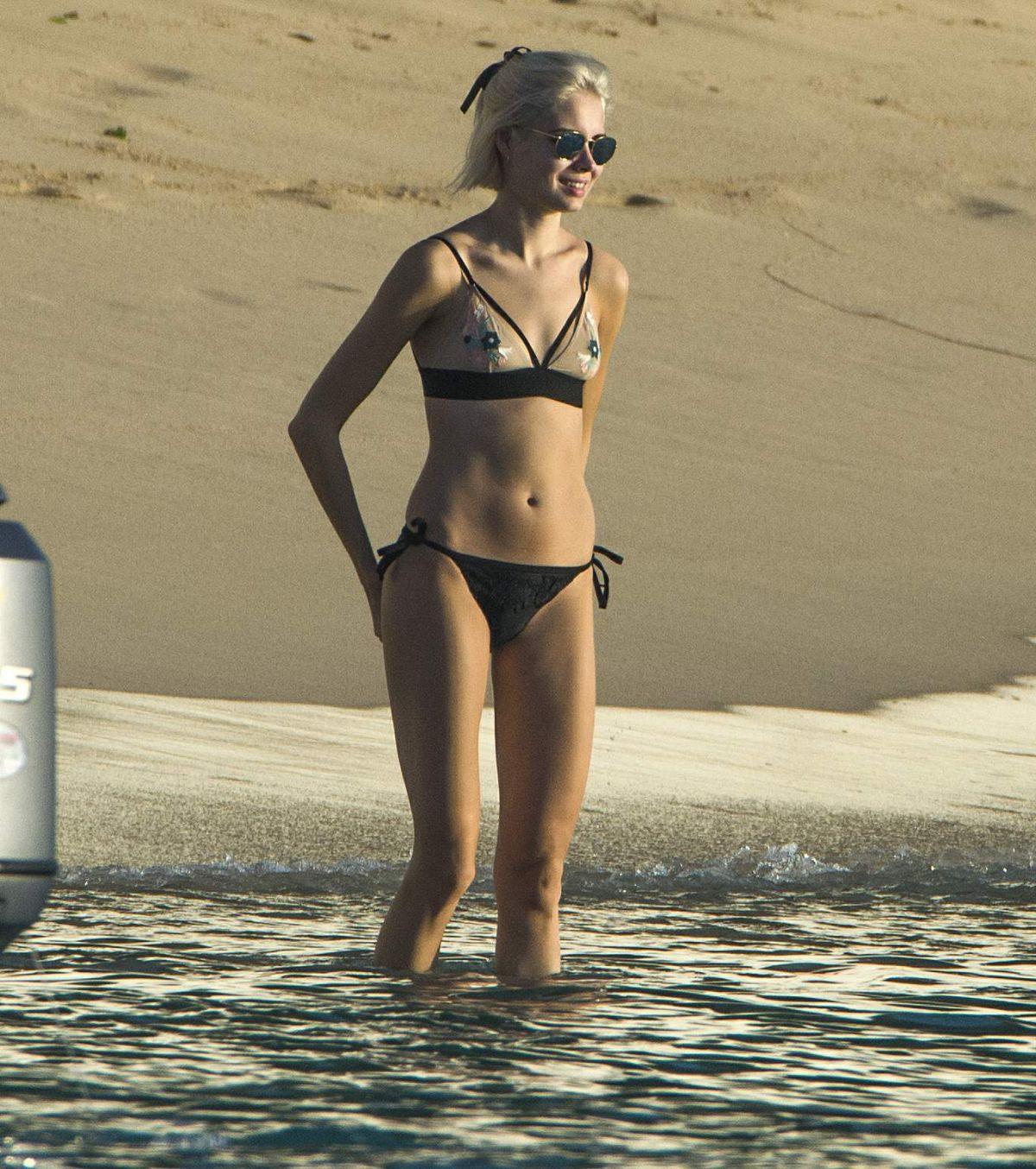 Nina Nesbitt On holiday in Barbados   nina-nesbitt-on-holiday-in-barbados-_3