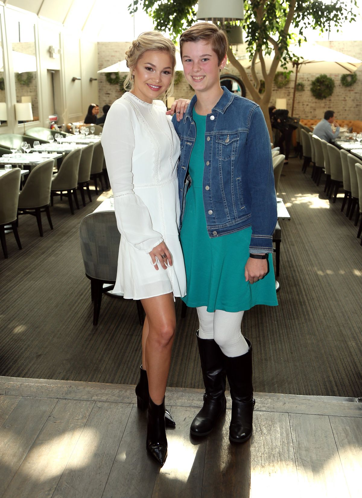 Olivia Holt At St. Jude Children's Research Hospital Luncheon in LA   olivia-holt-at-st.-jude-children-s-research-hospital-luncheon-in-la_7