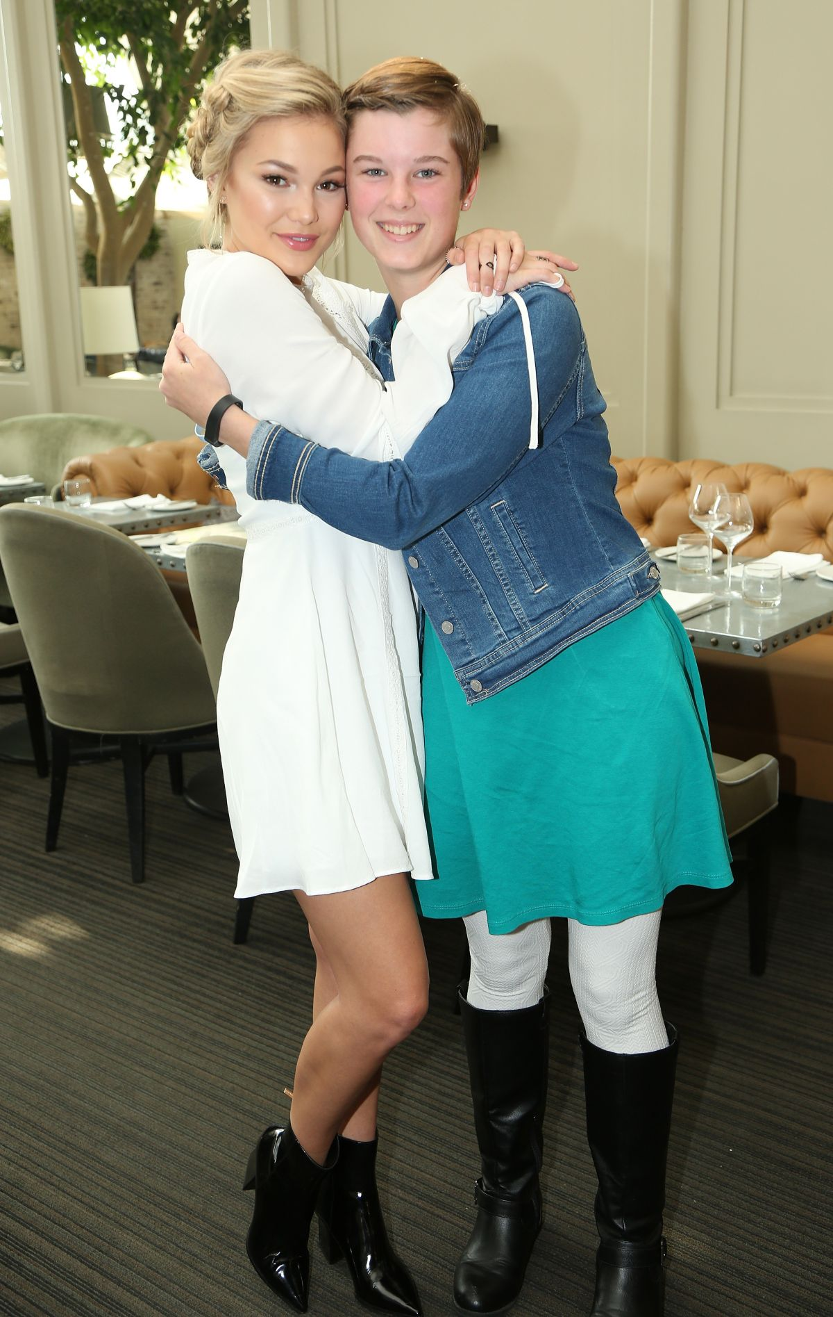Olivia Holt At St. Jude Children's Research Hospital Luncheon in LA   olivia-holt-at-st.-jude-children-s-research-hospital-luncheon-in-la_8