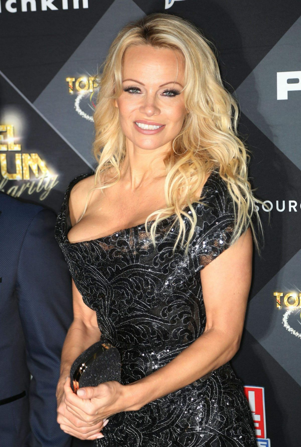 Pamela Anderson As a Guest Judge for the 13th edition of ... Pamela Anderson