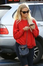Ashlee Simpson Out and about in Sherman Oaks