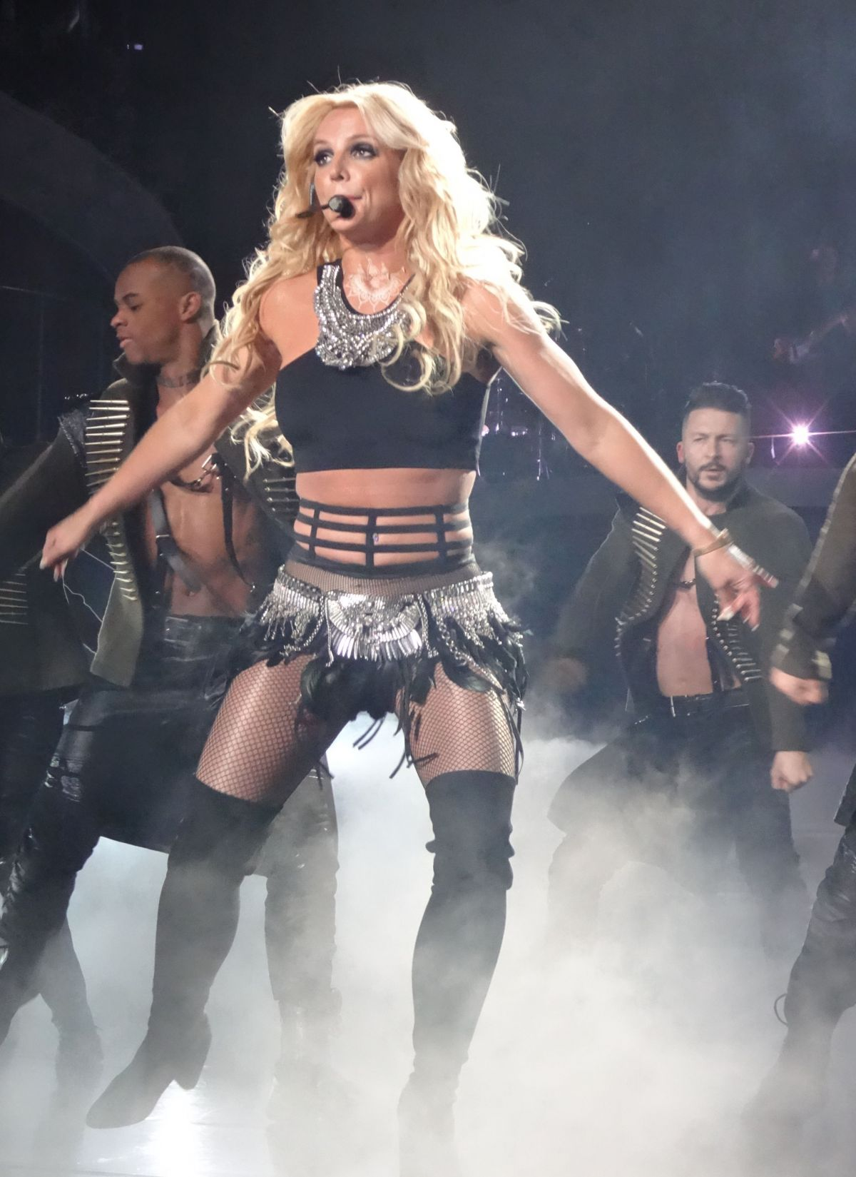 How Britney Spears shed the pounds and got her body back for Vegas residency