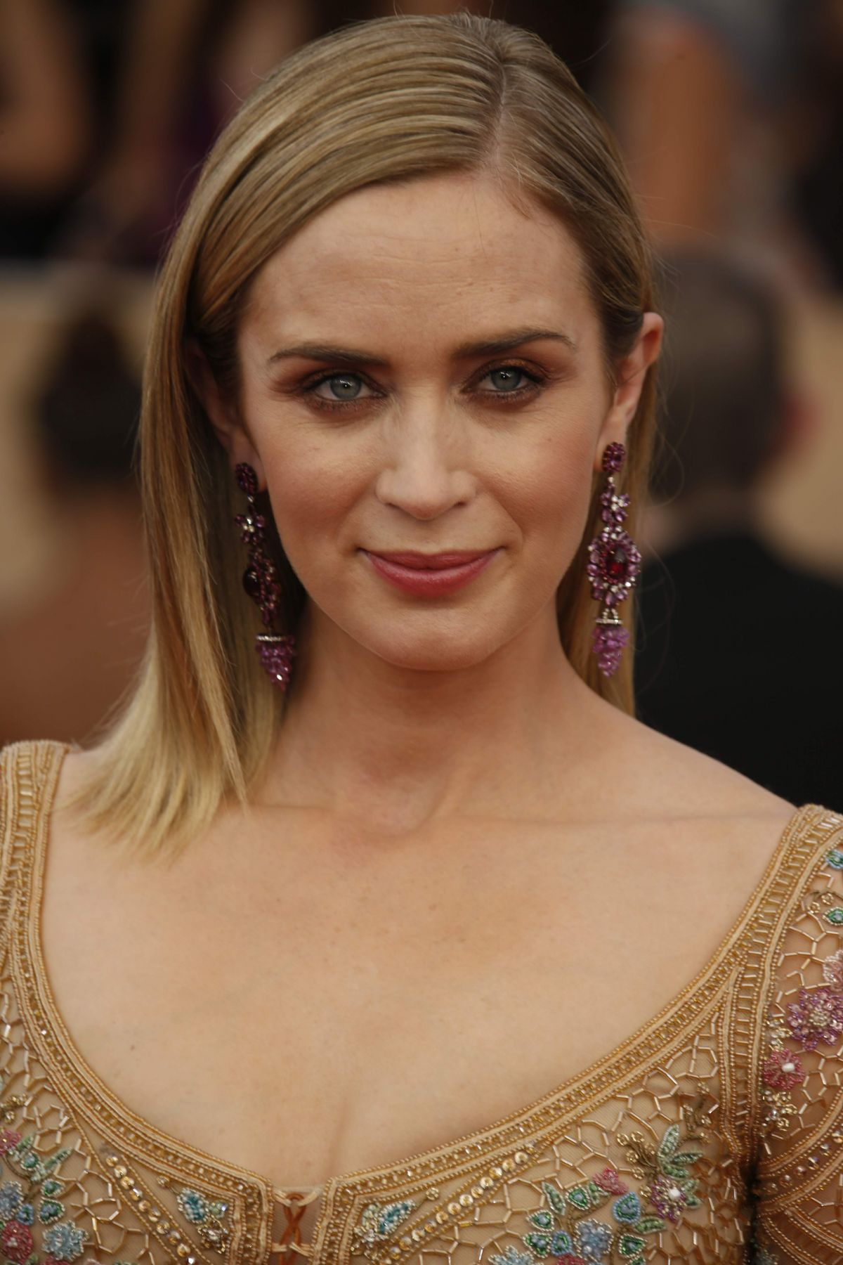 Emily Blunt At 23rd An...