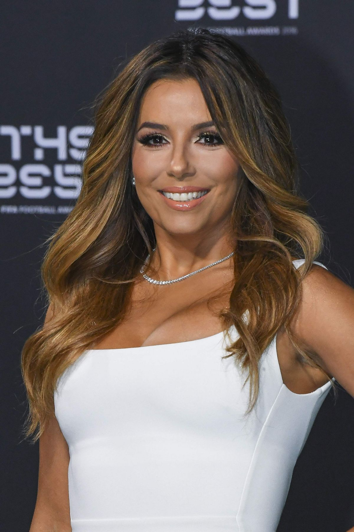 Eva Longoria Attends for the show – FIFA Football Awards ... Eva Longoria