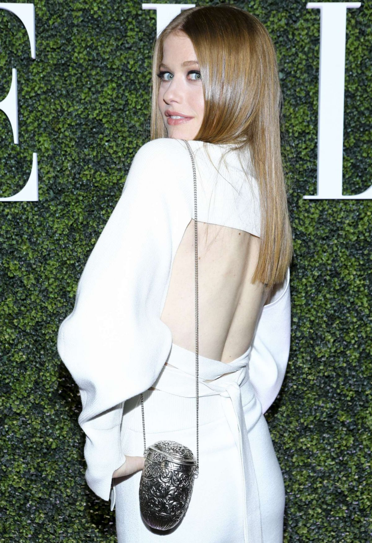 Genevieve Angelson At elle women in television in LA