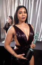 Jessica Pimentel At 23rd Annual Screen Actors Guild Awards in Los Angeles