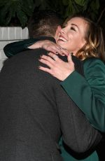 Katie Cassidy At entertainment weekly celebrates sag award nominees in LA