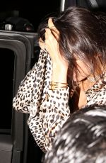 Kendall Jenner Outside The Nice Guy in West Hollywood