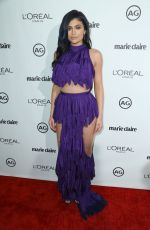 Kylie Jenner At Marie Claire