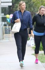 Maria Sharapova Out and about in Los Angeles