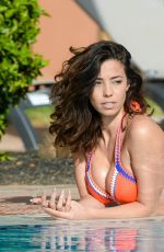 Pascal Craymer In her hotel pool, while on holiday in Tenerife