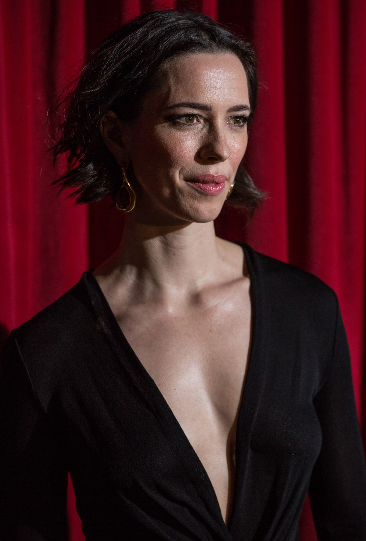 Rebecca Hall At christine special screening and q&a in ...