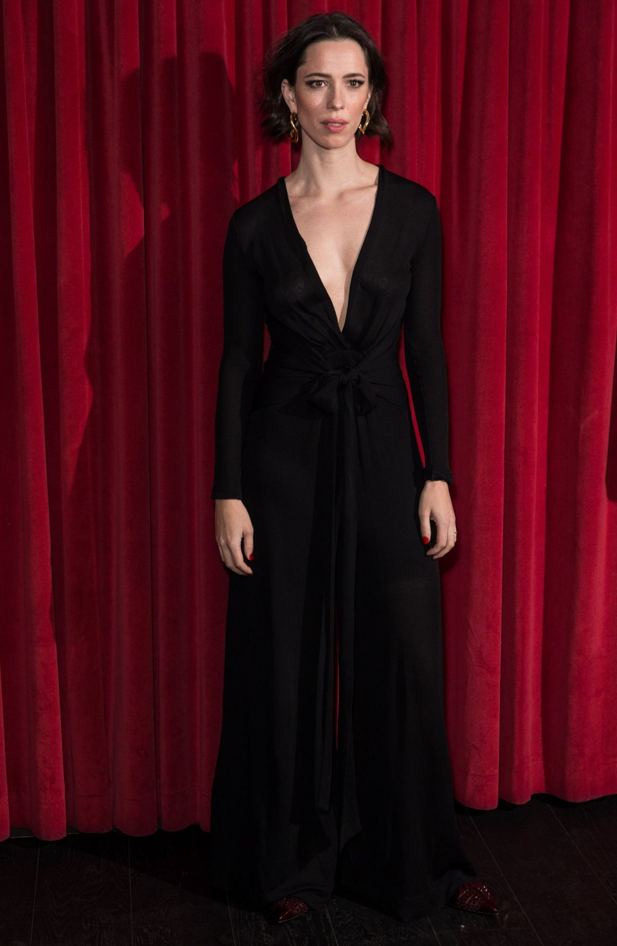 Rebecca Hall At christine special screening and q&a in ...  Rebecca Hall At...