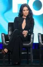 Shay Mitchell At 2017 Winter TCA Tour - Day 6 in Pasadena