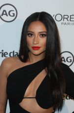 Shay Mitchell At Marie Claire
