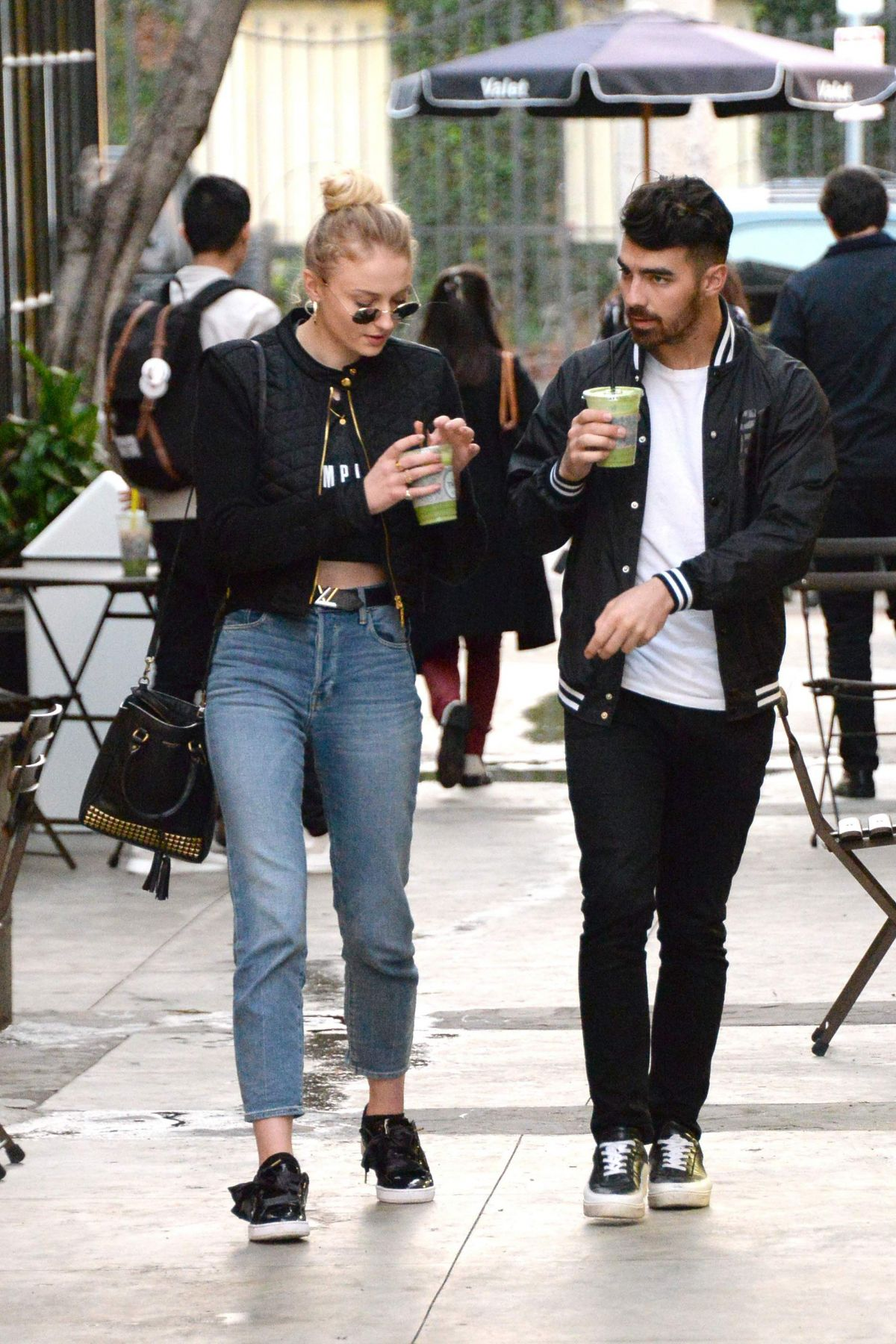 Sophie Turner Out in Beverly Hills with her boyfriend sophie-turner-out-in