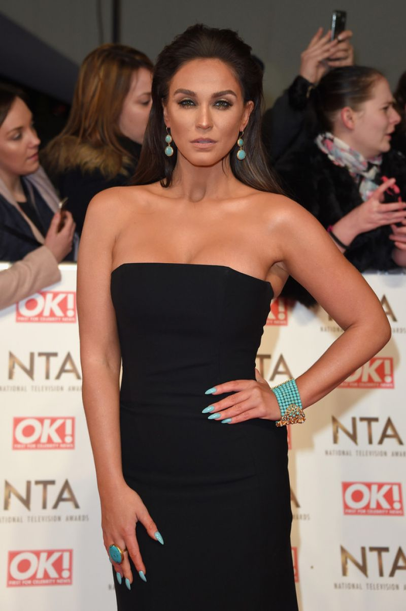 Vicky Pattison At National Television Awards in London   vicky-pattison-at-national-television-awards-in-london_1