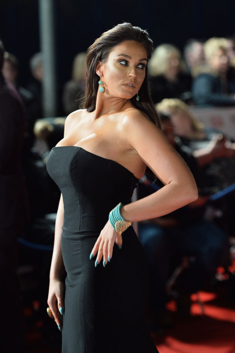 Vicky Pattison At National Television Awards in London   vicky-pattison-at-national-television-awards-in-london_3