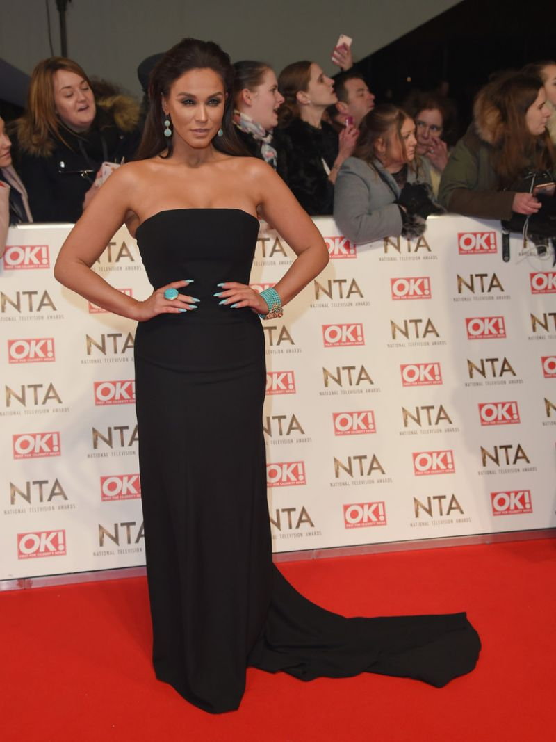 Vicky Pattison At National Television Awards in London   vicky-pattison-at-national-television-awards-in-london_5