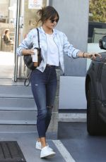 Alessandra Ambrosio Out in LA