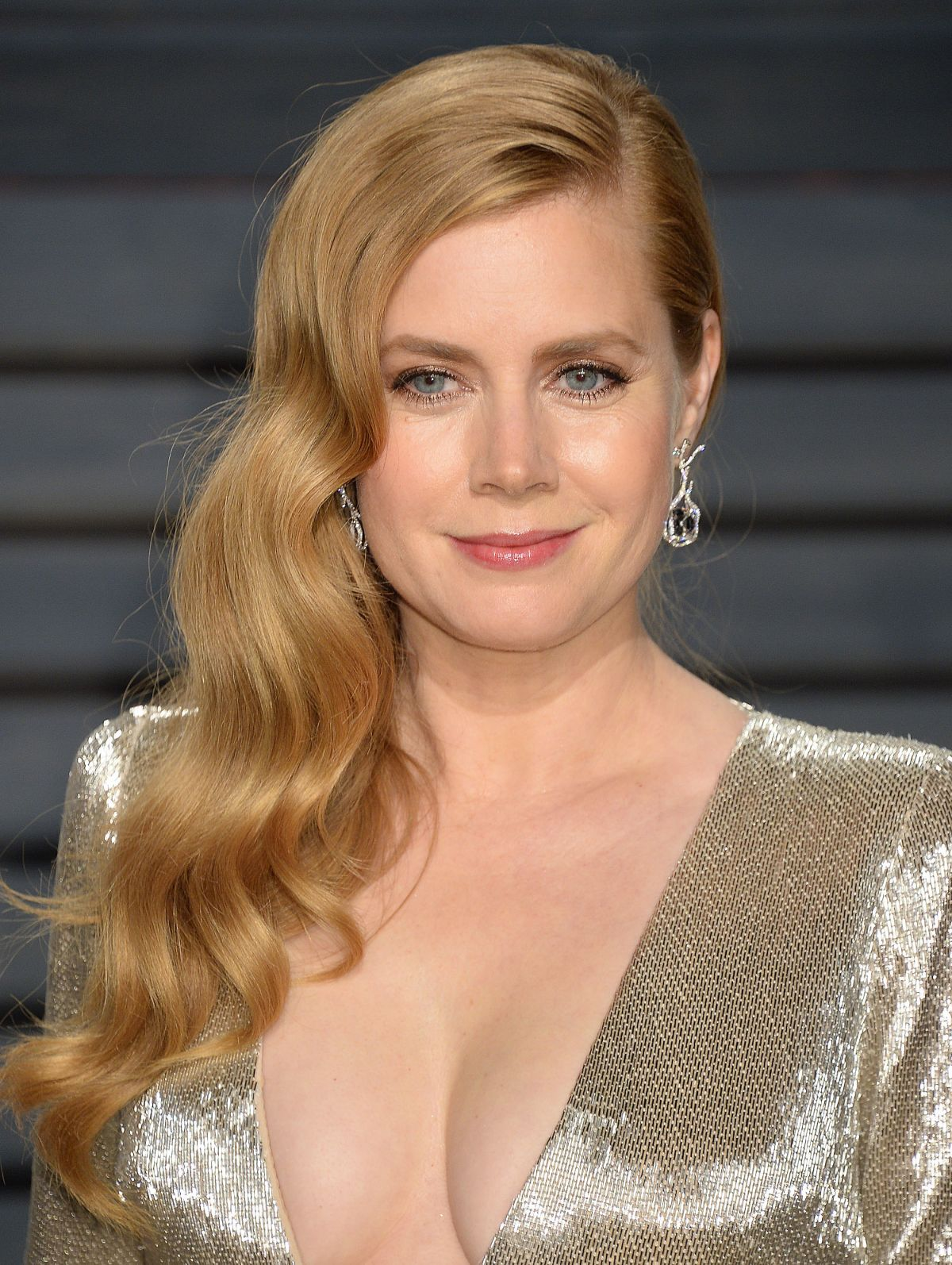 Amy Adams At 2017 Vani...