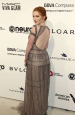 Annalise Basso At 2017 Elton John AIDS Foundations Oscar Viewing Party