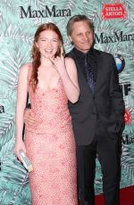 Annalise Basso Cleavage at 10th Annual Women In Film Pre-Oscar Cocktail Party