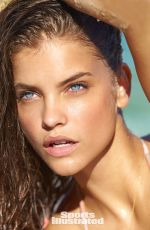 Barbara Palvin For Sports Illustrated Swimsuit Issue 2017