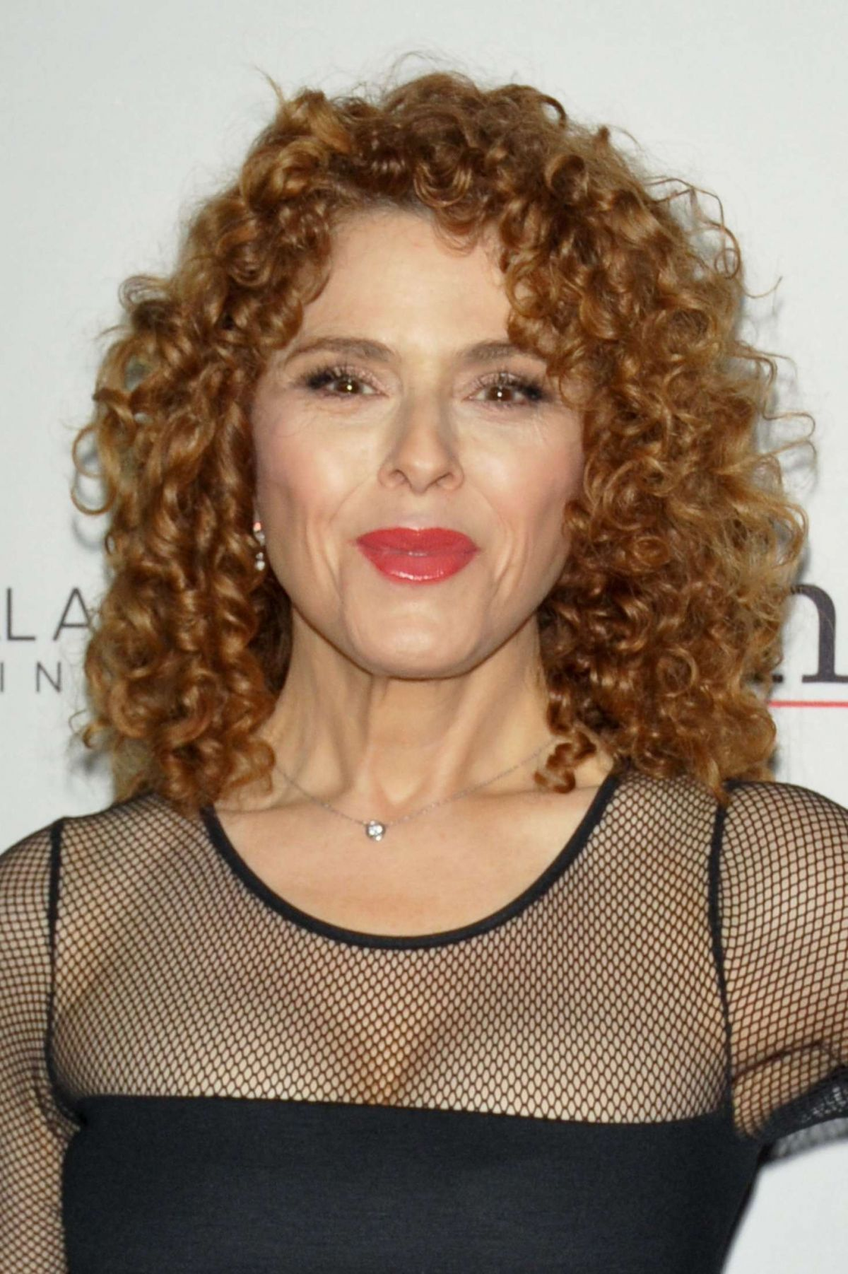 Bernadette Peters At The Good Fight Premiere – NYC - Celebzz