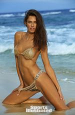 Bianca Balti For Sports Illustrated Swimsuit Issue 2017