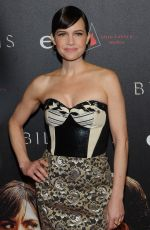 Carla Gugino At Premiere of Showtime