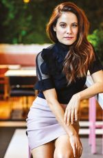 Caroline Dhavernas For Chatelaine Magazine March 2017