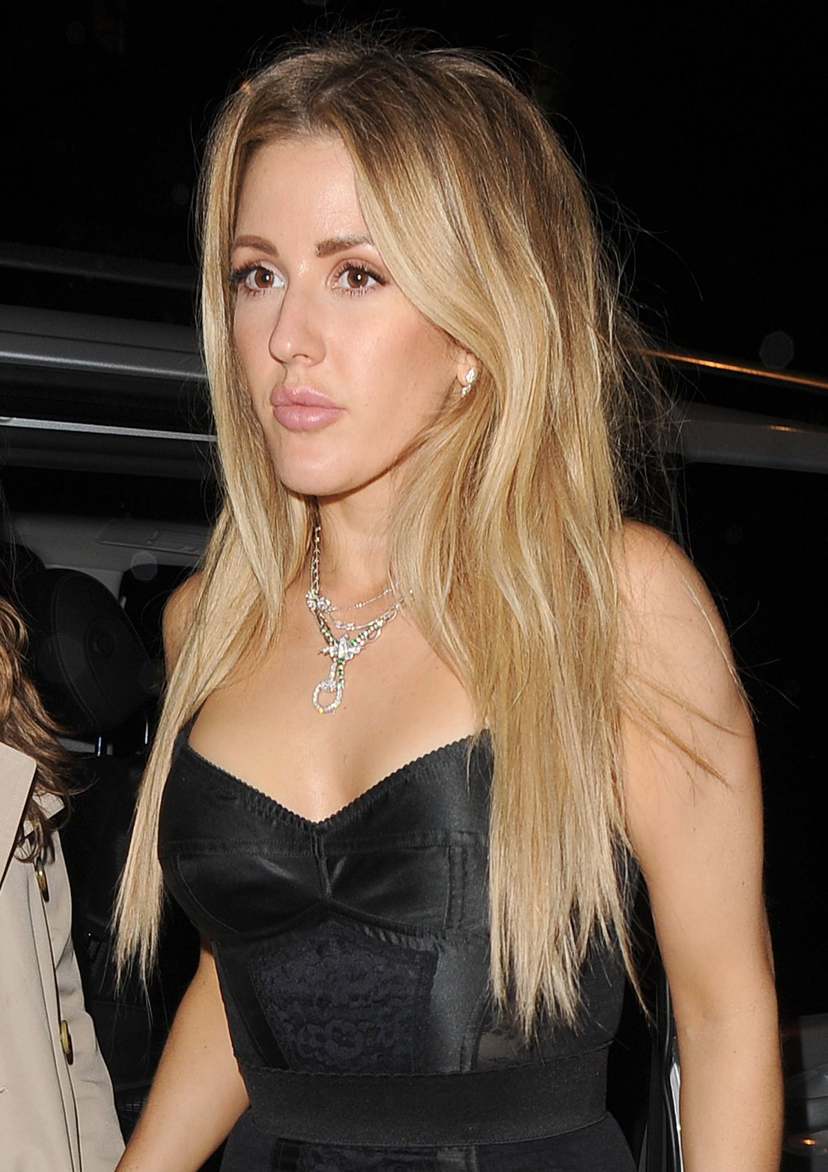 Ellie Goulding At Universal & Warner Music Afterparty ...
