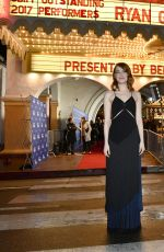 Emma Stone Outstanding Performers Tribute at the 32nd Santa Barbara International FF