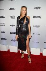 Hannah Davis At Sports Illustrated Swimsuit Edition launch event in NYC