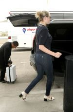 Kate Upton At LAX