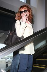 Kathy Griffin Spotted departing LAX