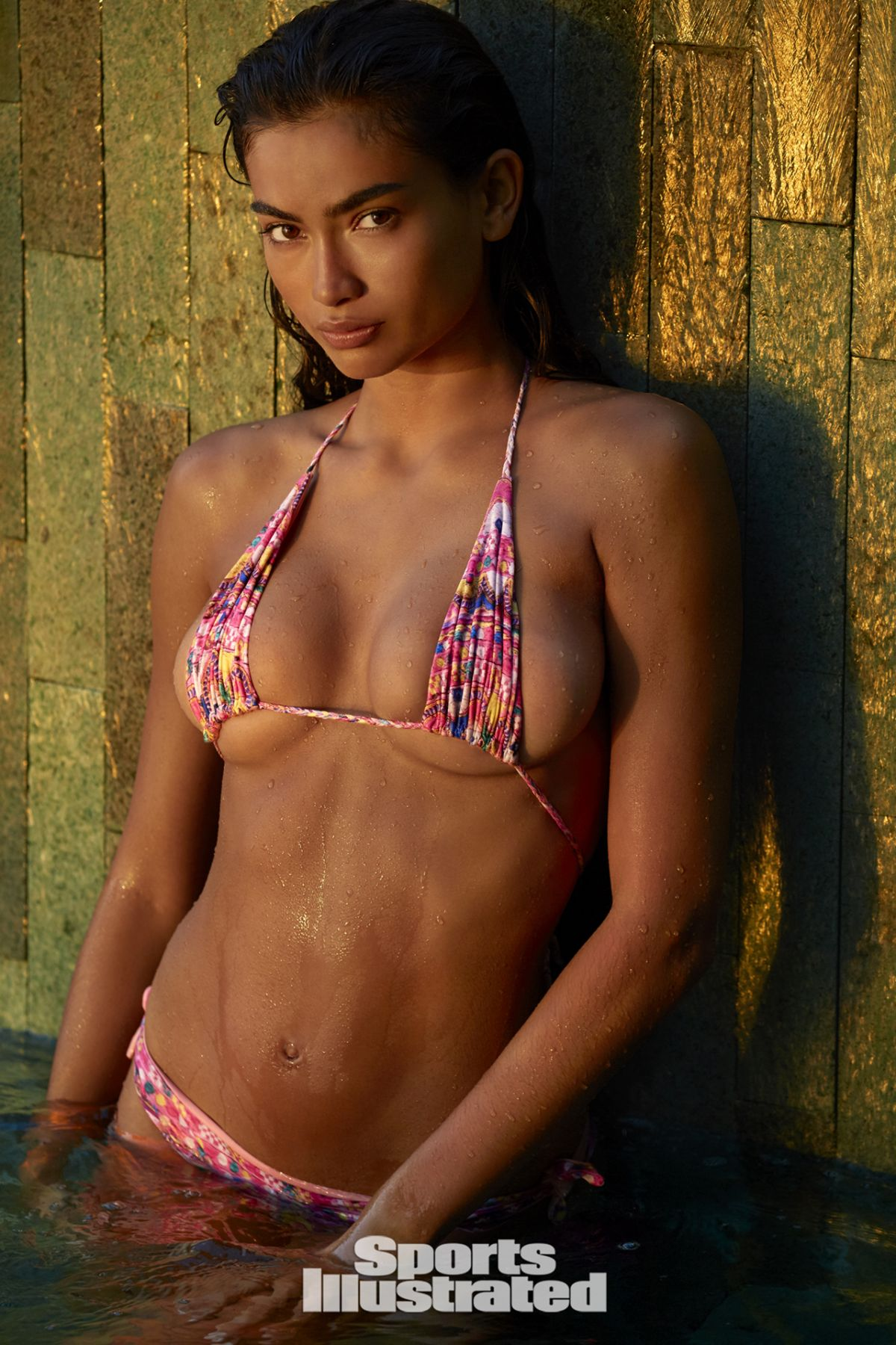 Kelly Gale For Sports Illustrated Swimsuit Issue 2017