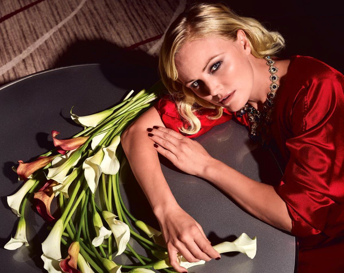 Malin Akerman For Watch magazine February 2017 - Celebzz ...