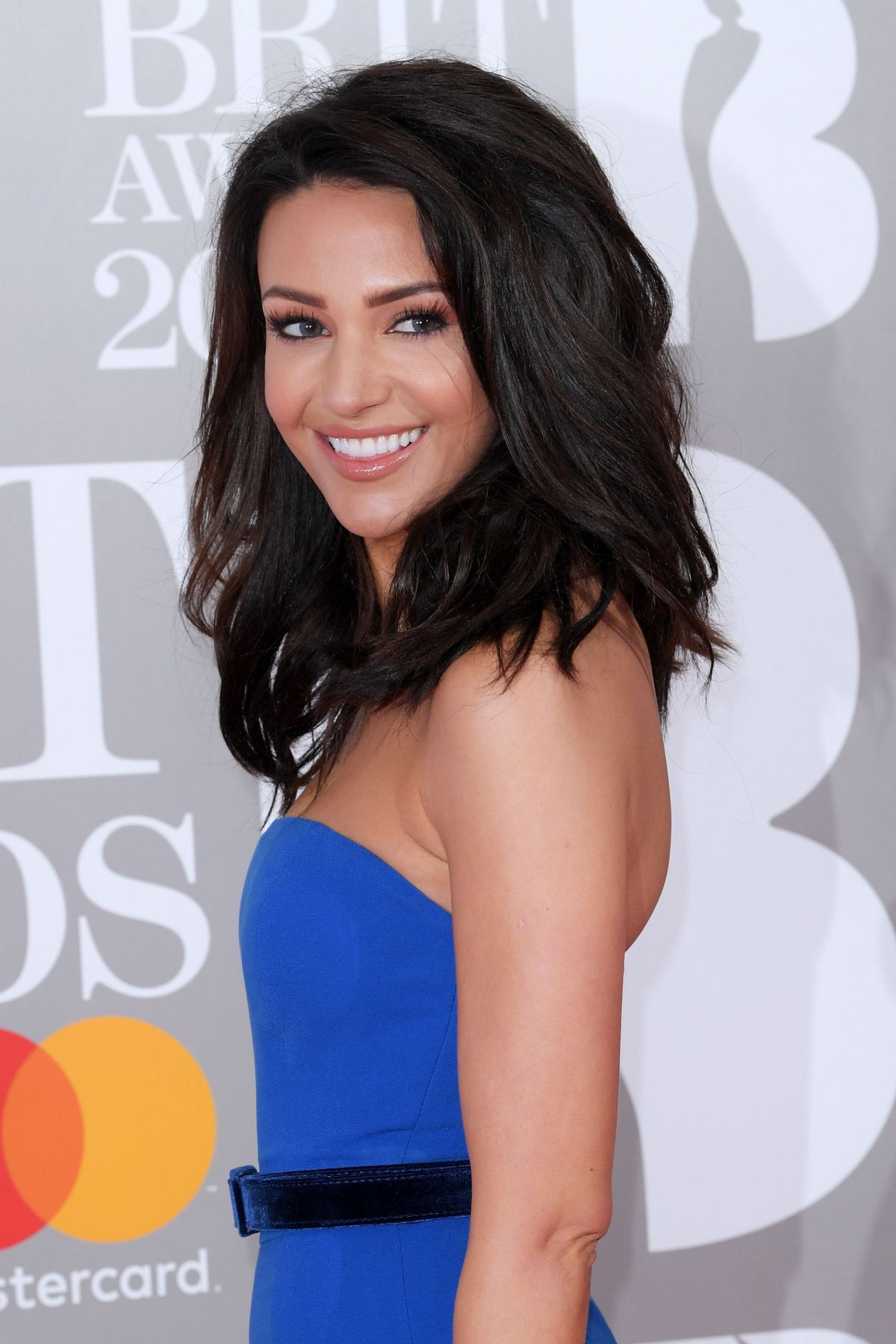 Michelle Keegan At The...