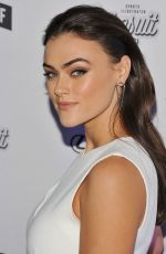 Myla Dalbesio At Sports Illustrated Swimsuit Issue Launch Event In NYC