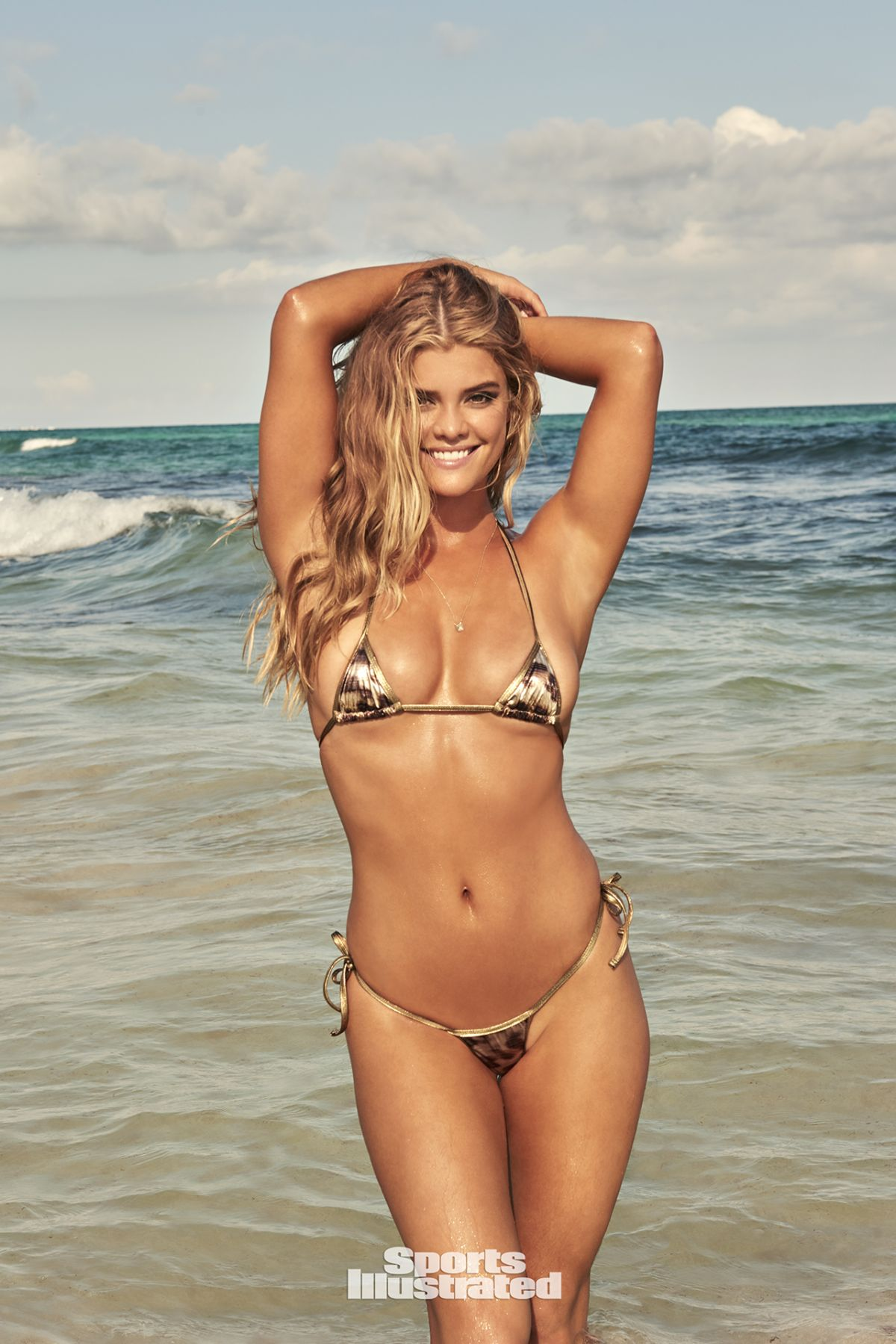 Nina Agdal For Sports Illustrated Swimsuit 2017 - Celebzz