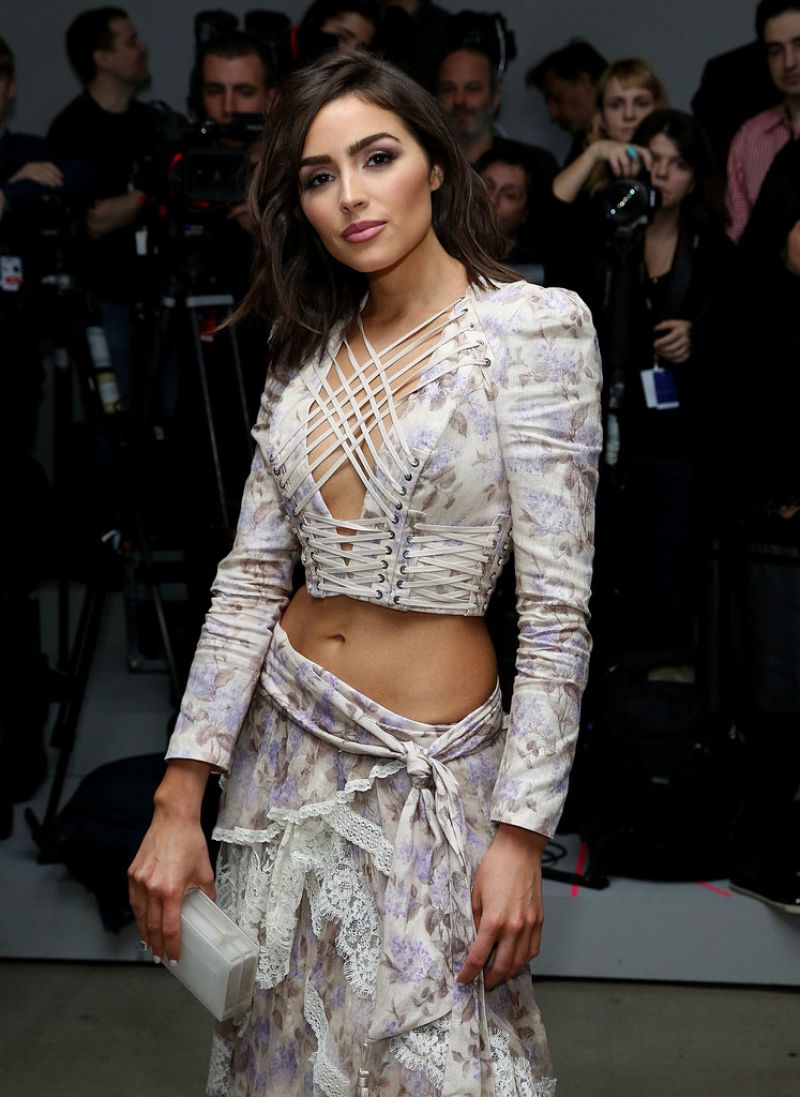 Olivia culpo zimmermann fashion show in new york naked (12 photos), Boobs Celebrity images