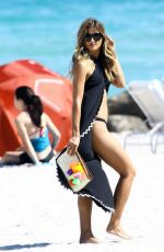 Rocky Barnes Spending the day on the beach in Miami