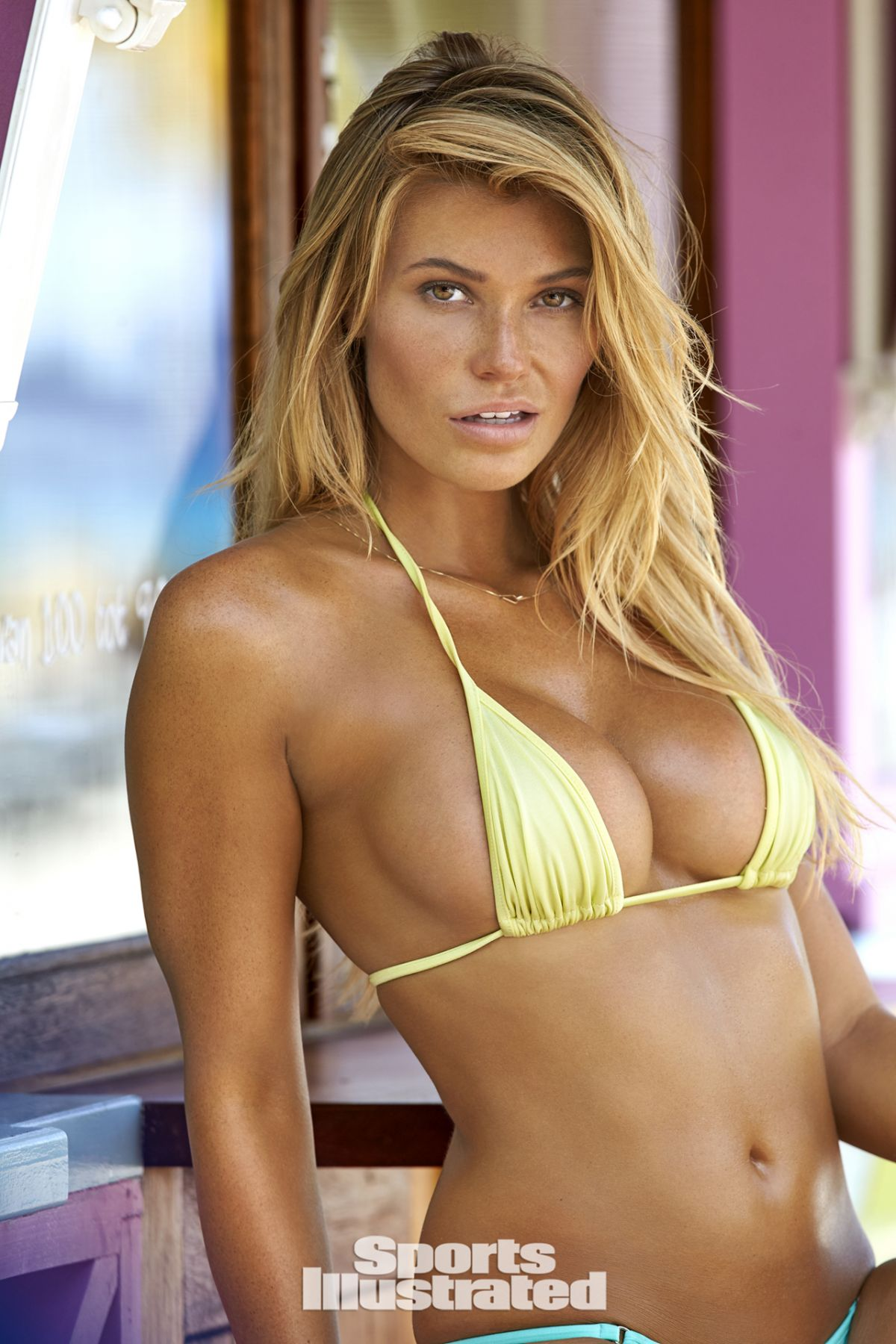 Samantha Hoopes For Sports Illustrated Swimsuit Issue 2017