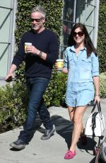 Selma Blair At Fred Segal in West Hollywood