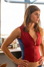Alexandra Daddario At Baywatch (2017) Movie Promos